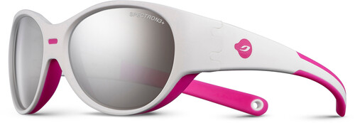 Julbo Puzzle Spectron 3+ Sunglasses Kids 3-5Y White/Fluorescent Pink-Gray Flash Silver 2018 Sonnenbrillen jfso5lVUs1